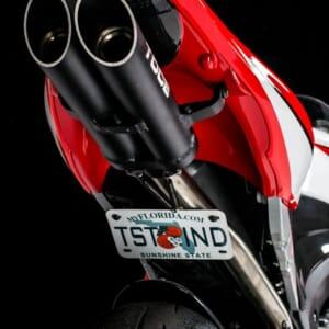 TST製 フェンダーレスキット CBR600RR 03-18-0
